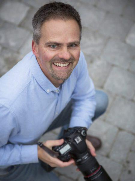 Porträttfoto Mats Jonsson Foto