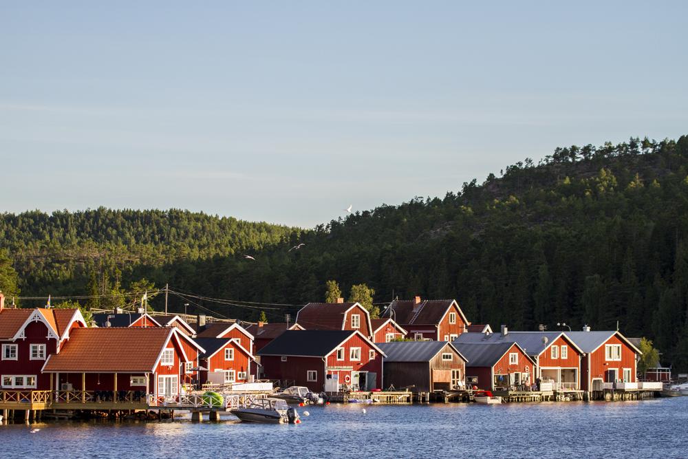 Norrfällsviken, Höga Kusten