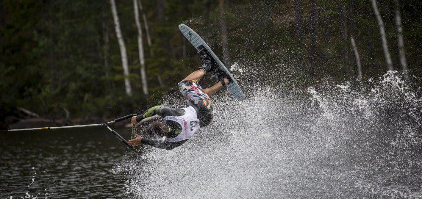 SM i vattenskidor 2016