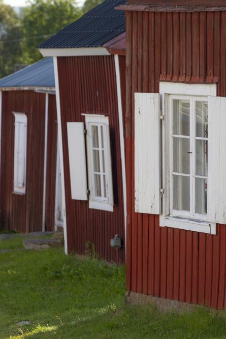 Gammelstaden i Luleå