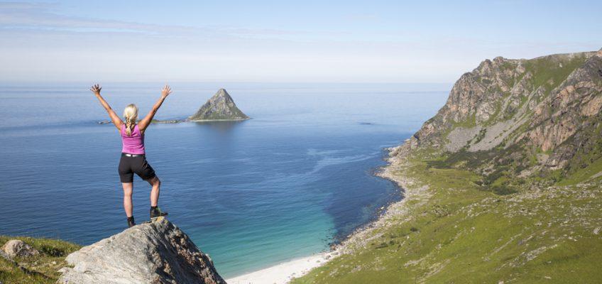 Resan till Nordkap och Lofoten