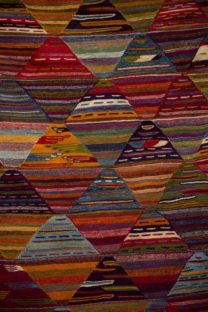 Marrokansk konsthantverk, en explosion av färger
