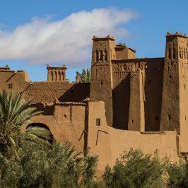 "Resan till Marocko – Del 2 ""Over the Atlas Mountains"""