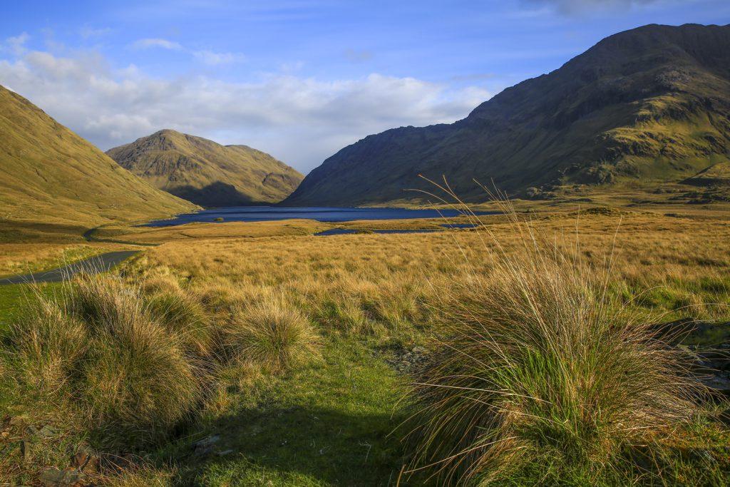 Den vackraste vyn på hela Irland enligt hotellägaren i Connemara