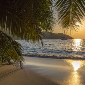 Seychellerna – Praslin