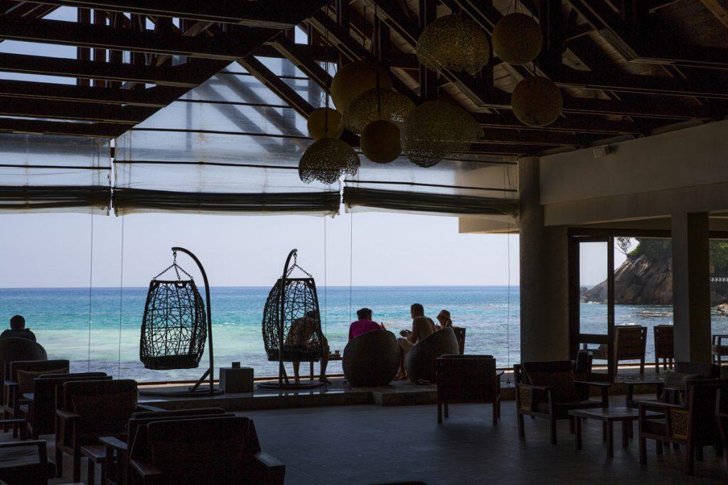Avani, ett strandnära hotell på Seychellerna