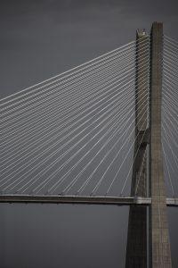 Vasco Da Gama bron från Ylvas perspektiv