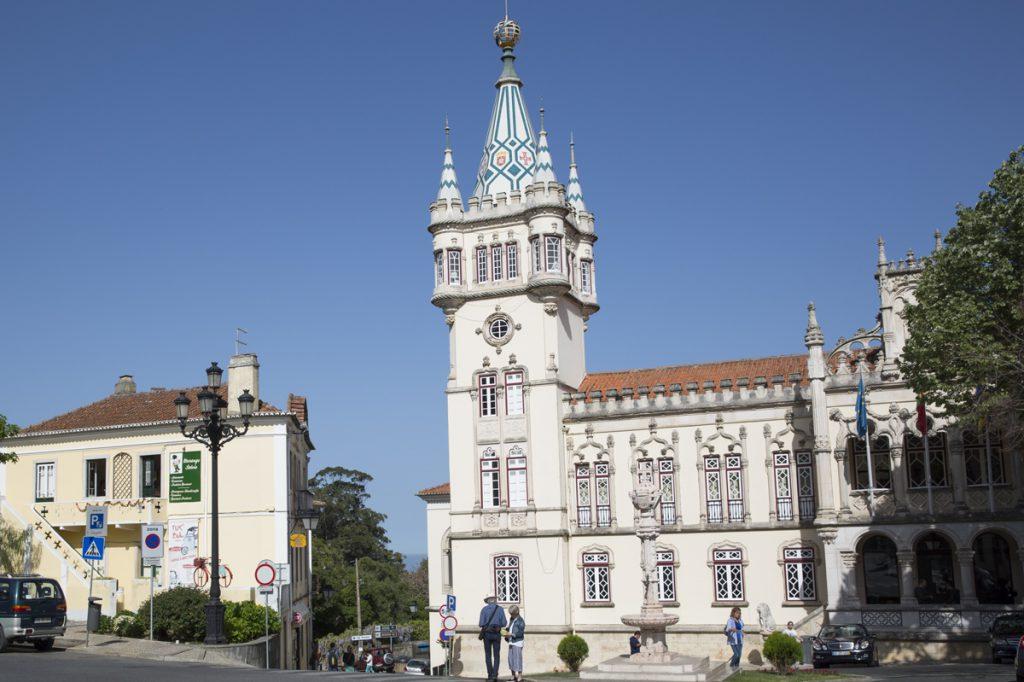 Stadshuset i Sintra