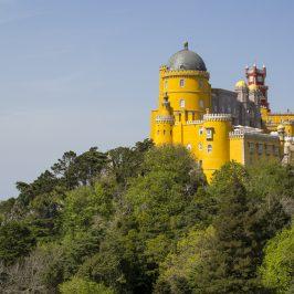 En dagstur till Sintra