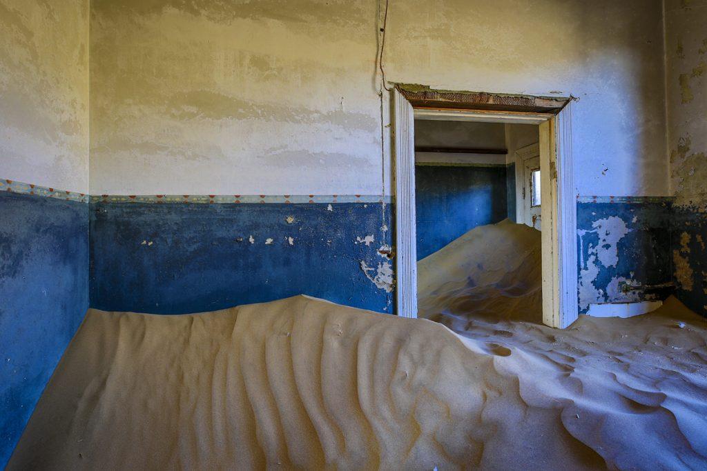 Kolmanskop - Ghost town