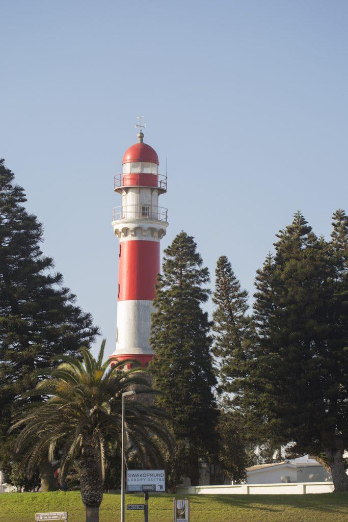 Swakopmund lighthouse