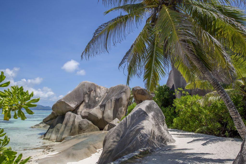 Vart man än vänder sig bjuder stranden på enastående motiv