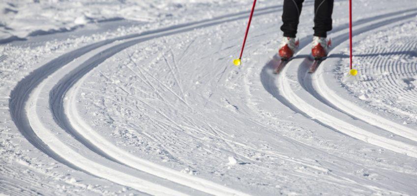 Vasaloppet – träning i skidspåret