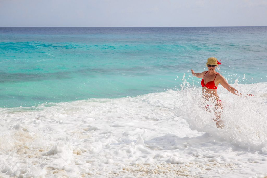Det är lätt att älska Seychellerna
