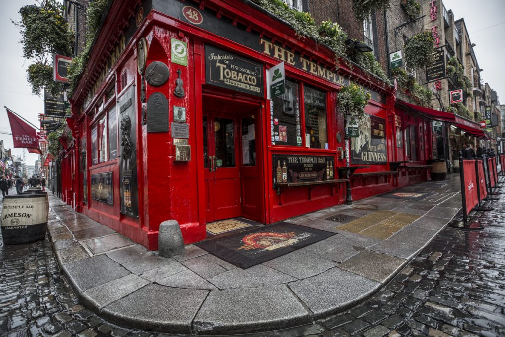 3.The Temple Bar
