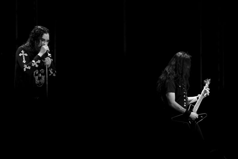 Ozzy at Sweden Rock Festival