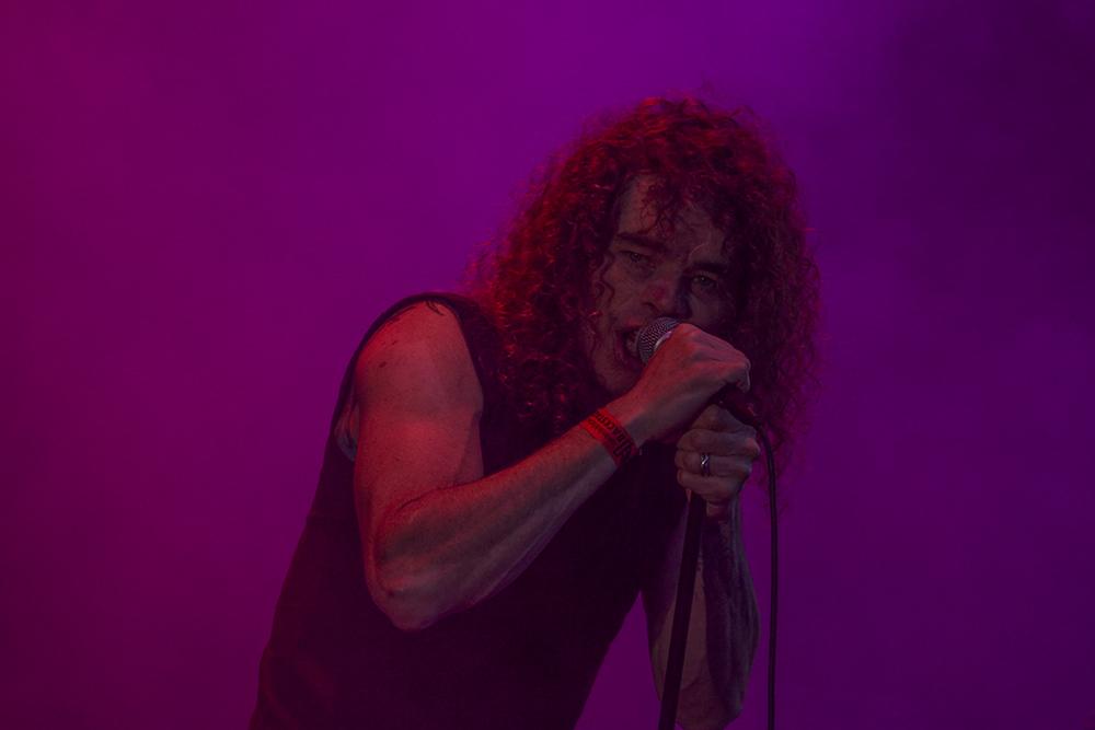 at Sweden Rock Festival