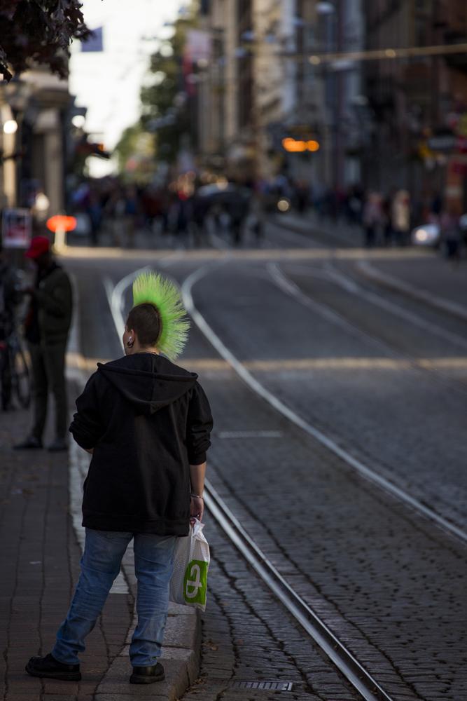 Punkare i Norrköping
