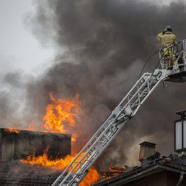 Storbrand i Linköping