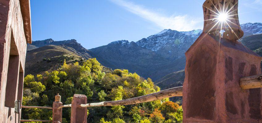 Marocko – tips att se och göra i mäktiga Atlasbergen
