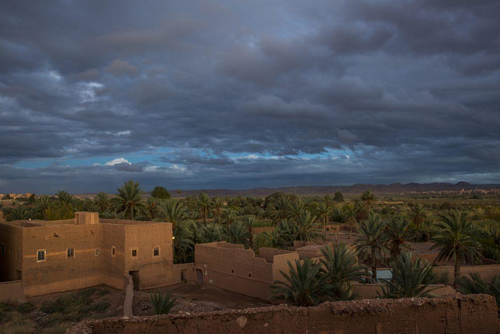 Mystik över Marocko