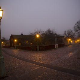 Gamla Linköping i december