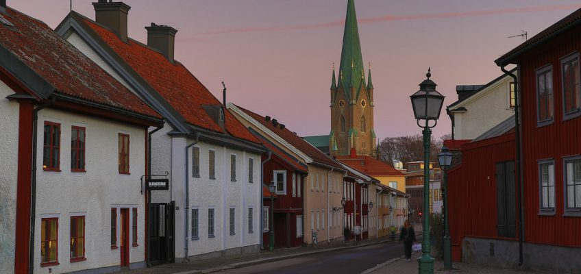My hometown – Linköping