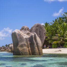 Seychellernas bästa stränder – La digue