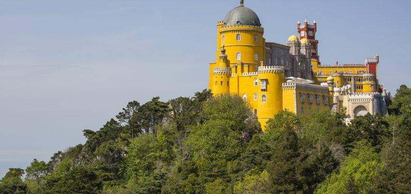 En dagstur till Sintra – tips se och göra