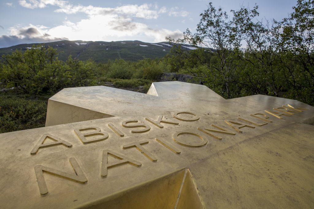 Svenska Turistföreningen satsar på Nationalparkerna och har gjort några fina installationer