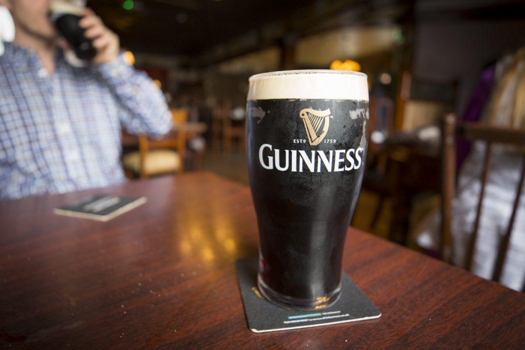 Irländsk sportdryck