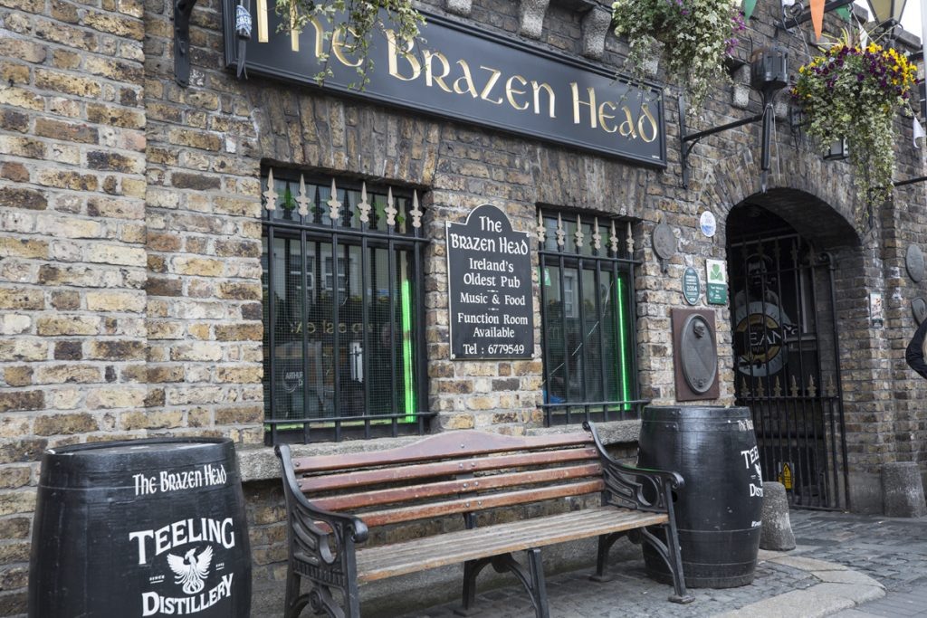 5.The Brazen Head