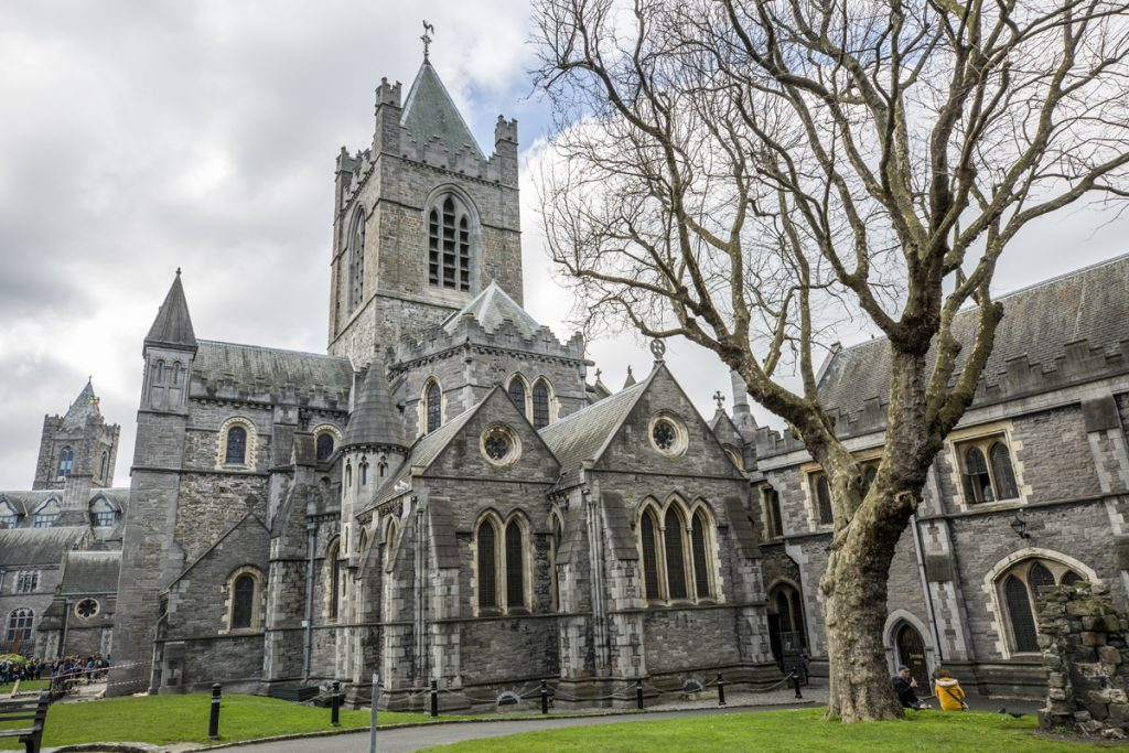 Christ Church i Dublin