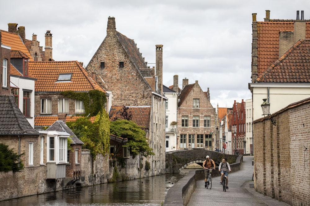 Brygge i Belgien
