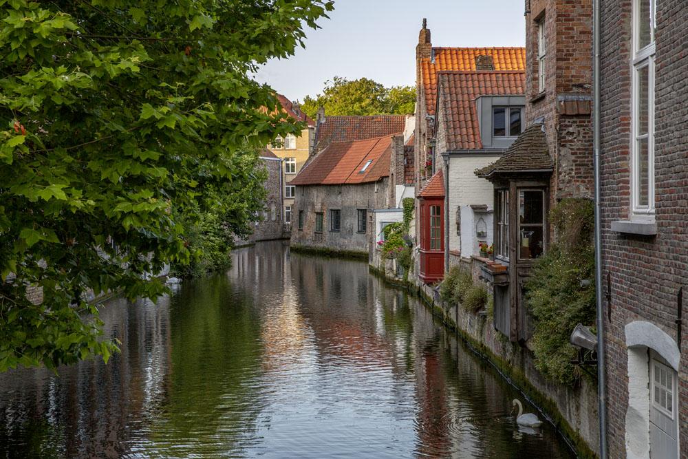 Kanal i Brygge