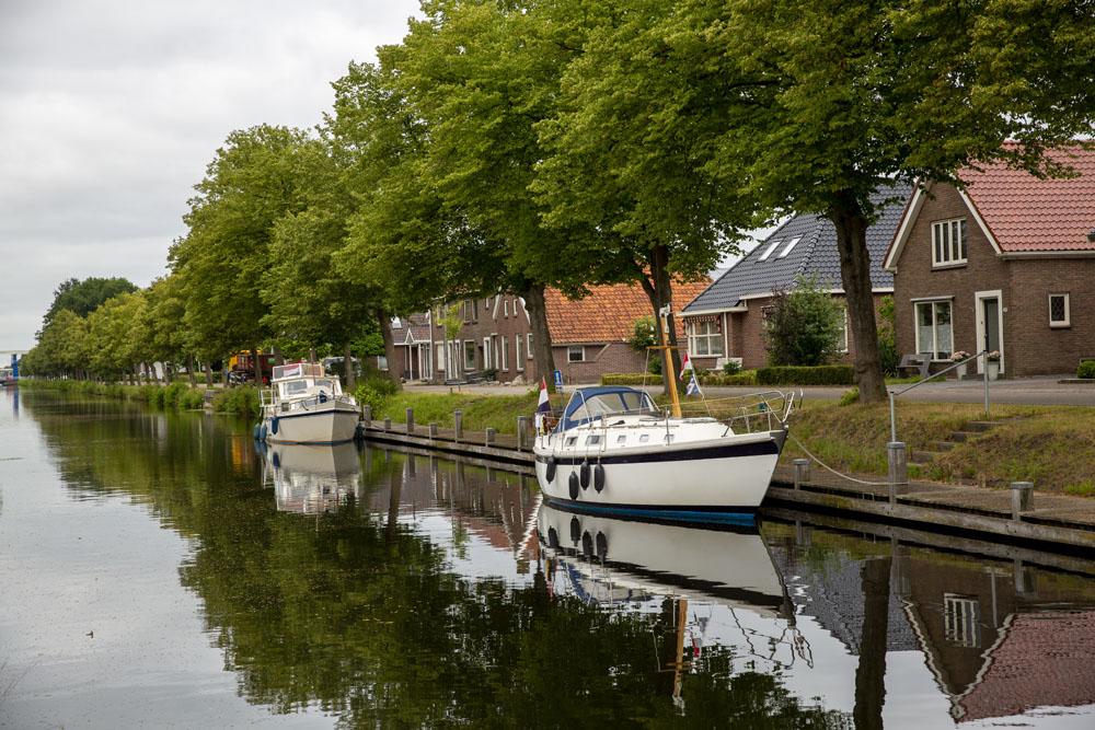 Kanaler i Holland