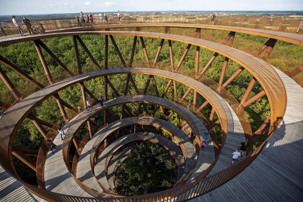 Danmarks nya attraktion, Skovtårn