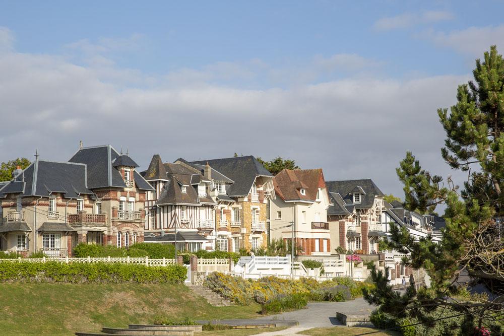 Hus i Le Treport